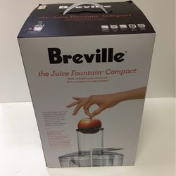 Breville The Juice Fountain Compact for Sale in Taunton,  MA