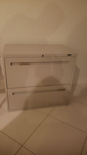 Filing cabinet for Sale in Boca Raton, FL