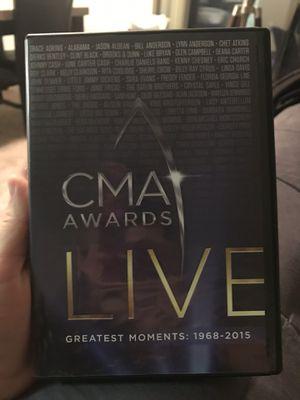 CMA Awards Live DVDs for Sale in Manassas, VA
