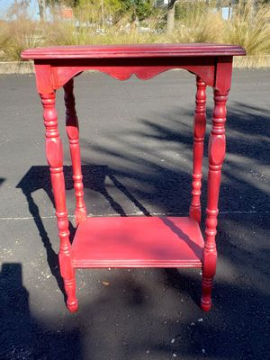 Decorative small stand for Sale in St. Petersburg, FL