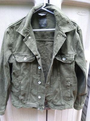 Zara Mens Denim Jacket for Sale in Washington, DC