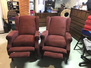 2 recliners for Sale in Verona, PA