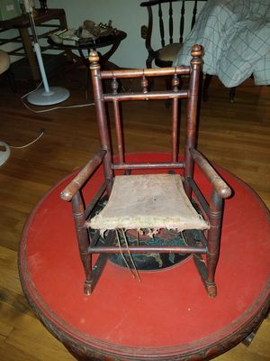 Antique child's rocker for Sale in Manassas, VA