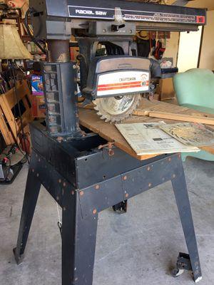 Radial Saw for Sale in Lodi, CA