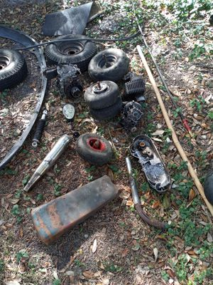 Mini bike parts for Sale in Tampa, FL
