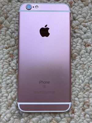 Like New iPhone 6s 64G for Sale in Fairfield, CT