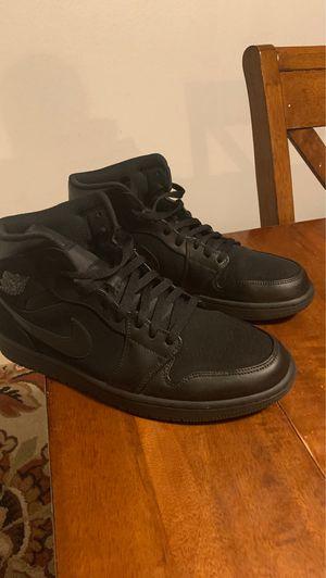 Air Jordan's, Black, Size 11 for Sale in Silverdale, WA