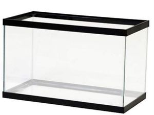 Aquarium used for 15 days only with filter n heater,stones and decoratives for Sale in Tampa, FL