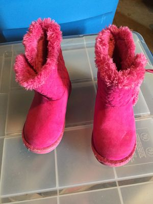 Girls Snow boots Size 9 for Sale in Indianapolis, IN