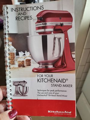 Kitchen Aid Stand Up Mixer for Sale in Lansing, MI
