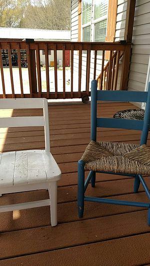Antique children's chairs for Sale in Prattville, AL