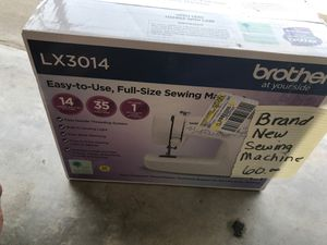 New unopened Brother sewing machine for Sale in Largo, FL