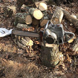 David Bradely 360 Gear Driven Chainsaw 20'' Bar for Sale in Rockaway, NJ