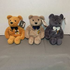 Three Stooges Beanie Babies PVC RARE for Sale in Miami, FL