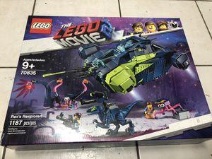 Lego 70835 lego movie 2 Rex's Rexplorer! Brand new sealed in box for Sale in Tarpon Springs, FL