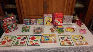 Kids puzzles and games for Sale in Buford, GA