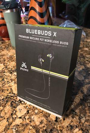 Jay bird Bluebuds X wireless earbuds for Sale in Hialeah, FL