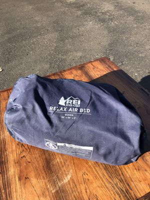 REI Air Mattress - Queen for Sale in Portland, OR