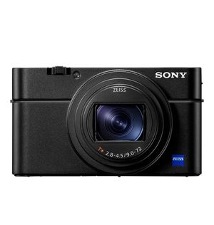 Sony RX100 VI 20.1 MP Premium Compact Digital Camera w/ 1-inch sensor, 24-200mm ZEISS zoom lens and pop-up OLED EVF (DSCRX100M6/B) for Sale in DuPont, WA