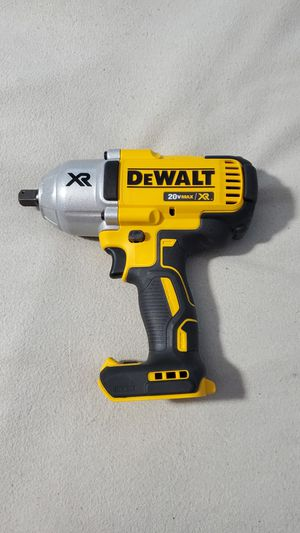 Dewalt 20V Max XR Brushless Half Inch High Torque Impact Wrench Tool Only. DCF899 for Sale in Plainfield, IN