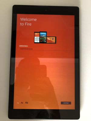 Kindle Fire HD 10 (7th Generation) for Sale in San Francisco, CA