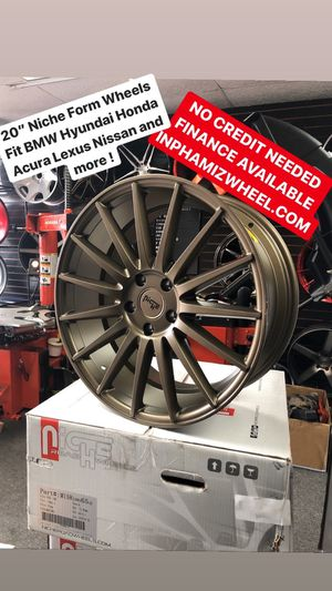 """20"""" niche wheels ( No Credit Check Finance Available Only $40 Down ) for Sale in Brooklyn, NY"""