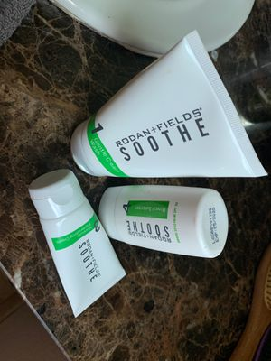 Rodan and Fields Soothe skincare 1,2,4, for Sale in Davie, FL