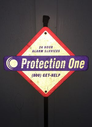 Protect one sign with pole for Sale in Charlotte, NC