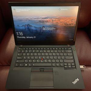 Lenovo Thinkpad T460s for Sale in Hialeah, FL