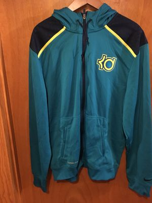 Brand New Men's Nike THERMA-FIT Jacket Hoodie for Sale in Revere, MA