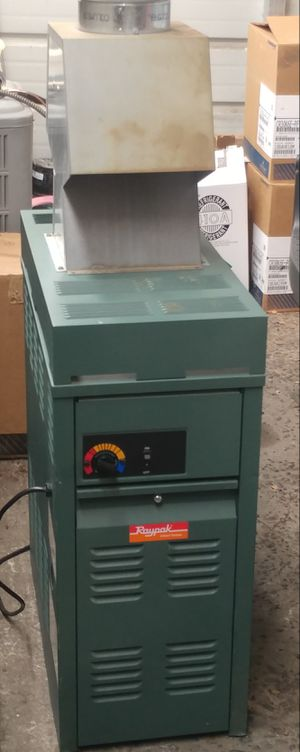 Raypak gas fired swimming pool heater for Sale in Portland, OR