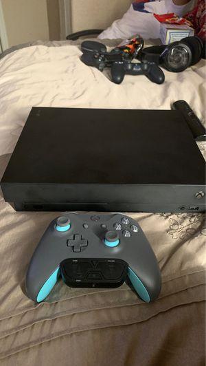 Xbox One X for Sale in El Mirage, AZ
