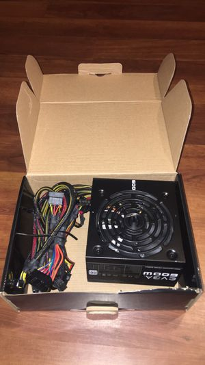 EVGA 600W Power Supply for Sale in Evansville, IN