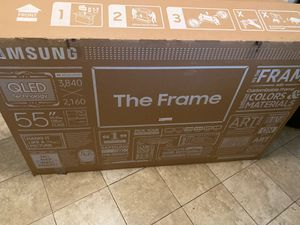 """Samsung 55"""" QLED Smart Tv for Sale in Richmond, CA"""