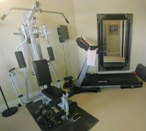 Hoist Universal weight machine for Sale in Tampa, FL