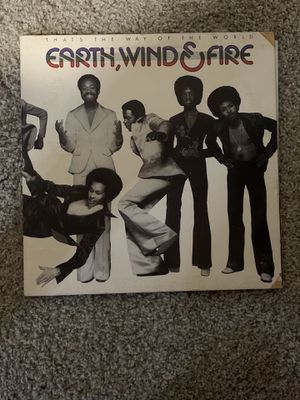 Earth, Wind And Fire - That's The Way Of The World Vinyl LP - 1975 - PC 33280 for Sale in New Braunfels, TX