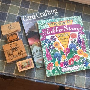 Stamping And Card Crafting Set for Sale in Old Saybrook, CT