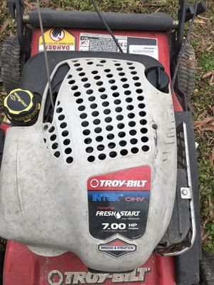 Troy-BILT mower for Sale in Durham, NC