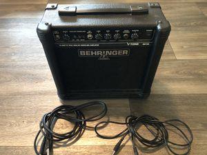 Behringer 15 watt amp for Sale in Tupelo, MS
