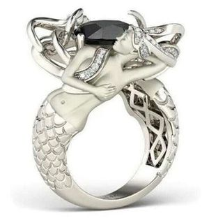Elegant Female Rings Exquisite Mermaid / Size: 10 for Sale in Seattle, WA