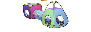 Crawl tunnel/ball pit toy for kids for Sale in Atco, NJ