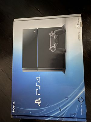 PS4 Console for Sale in Annandale, VA