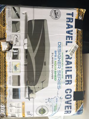 RV cover for Sale in Galt, CA