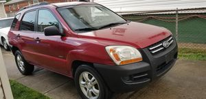 2006 Kia Sportage 4WD automatic transmission for Sale in Bridgeport, CT