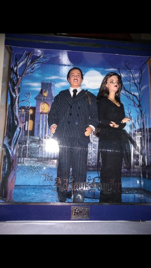 Addams Family Ken and Barbie Set for Sale in Austin, TX