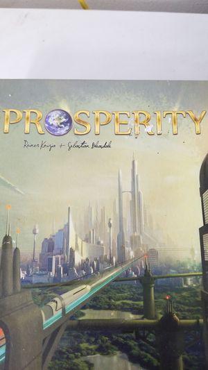 Prosperity board game for Sale in Tualatin, OR