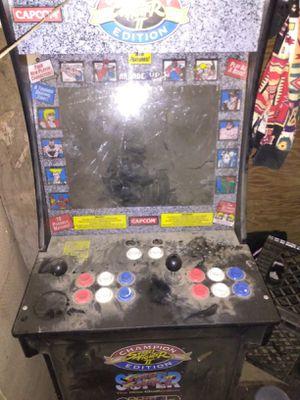 Capcom arcade game STREET FIGHTER for Sale in Stockton, CA