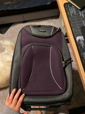 Samsonite carry on bag for Sale in Dallas, TX