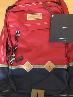 Tommy Hilfiger Backpack (BRAND NEW) (DEAD STOCK) for Sale in Houston, TX