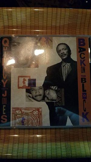 Quincy Jones CD for Sale in Indianapolis, IN